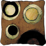 Cocktail Olives Art Tapestry Pillow