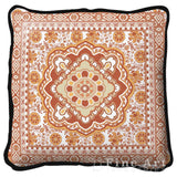Masala Clove Art Tapestry Pillow