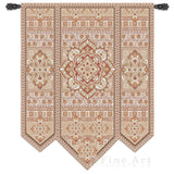 Masala Clove Art Tapestry Wall Hanging