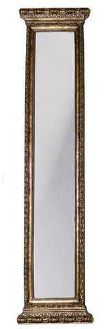 Victorian Accent Strip Wall Mirror in 60 Colors
