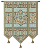 Masala Mint Art Tapestry Wall Hanging