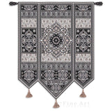 Masala Licorice Art Tapestry Wall Hanging