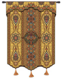 Prema Gold Art Tapestry Wall Hanging