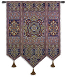 Masala Anise Art Tapestry Wall Hanging