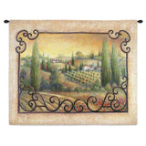 Visions of Tuscany Art Tapestry Wall Hanging