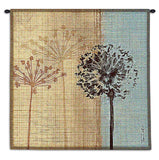 Abstract Dandelions Art Tapestry Wall Hanging