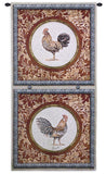 Plumage I Art Tapestry Wall Hanging