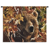 Legend of the Brown Bear Art Tapestry Wall Hanging