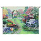 Garden Delight Art Tapestry Wall Hanging