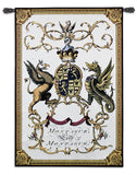 Lord Montague Crest Art Tapestry Wall Hanging
