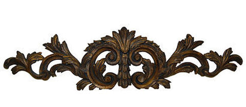 Olde World Kensington Over-the-Door Wall Decor, Venetian Color Finish