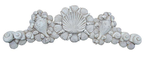 Sea Shells Over-the-Door Wall Decor in 60 Colors