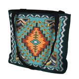 Sky Painted Hills Southwestern Style Art Tapestry Tote Bag