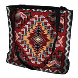 Sunset Painted Hills Southwestern Style Art Tapestry Tote Bag