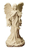 Grateful Girl Angel Statue in Tea Stain Finish