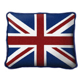 Union Jack Art Tapestry Pillow