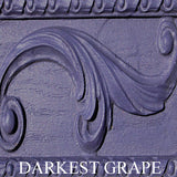 Draped Elegance Wall Decor in 60 Colors