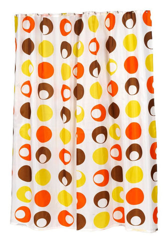 Olives Inspired Fabric Shower Curtain TntCommodities