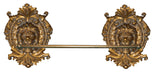 "Regal Lion Medallion 31"" Towel Bar in 60 Colors"