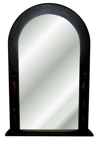 Country Arch Wall Mirror in 60 Colors
