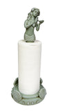 Mermaid Top Standing Paper Towel Holder in 60 Colors