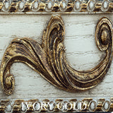 Arched Acanthus Over-the-Door Wall Decor in 60 Colors