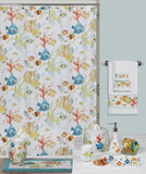 Coral Reef Tropical Fish Bathroom Collection