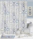 Beachy Sea Shells Bathroom Collection