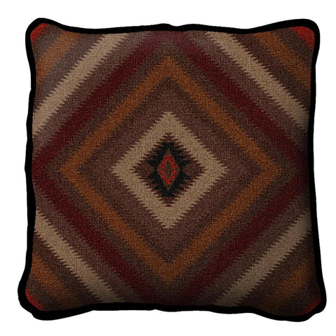 Southwest Sampler Russet Pillow