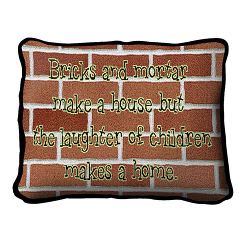 Bricks Pillow