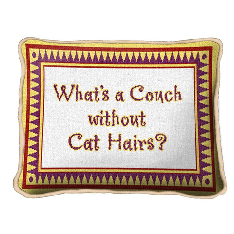 Cat Hairs Pillow
