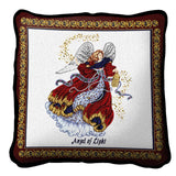 Angel Of Light Pillow