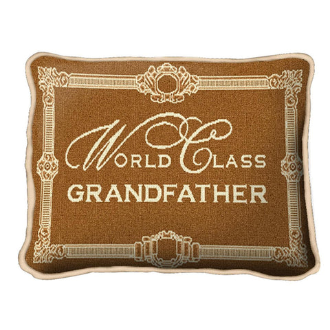 Wc Grandfather Pillow