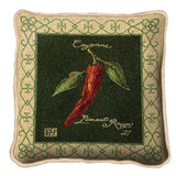 Cayenne Pepper Pillow