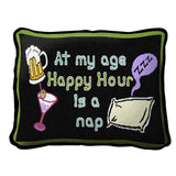 At My Age Pillow