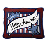 Miss America Pillow