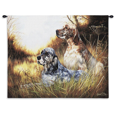 English Setter Wall Tapestry