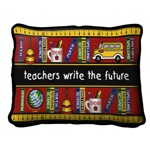 School Days Pillow
