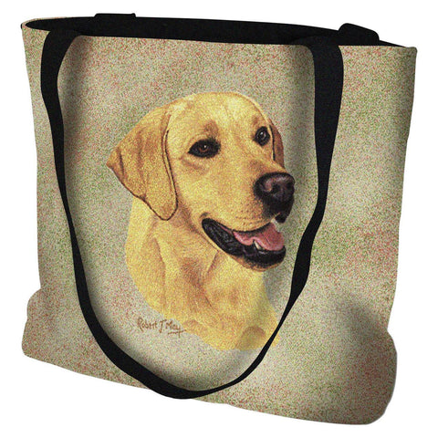 Labrador Retriever Yellow Tote Bag