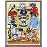 Ems Collage Blanket