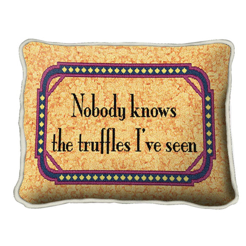 Truffles Pillow