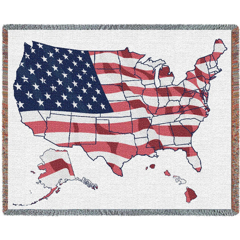 United States Flag Map Art Tapestry Throw on american revolution bicentennial flag, map of the united states area codes, texas united states flag, map of the united states black, map of the world flag, map of the statue of liberty, map of the philippines flag,