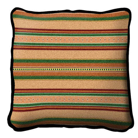Saddleblanket Juniper Pillow