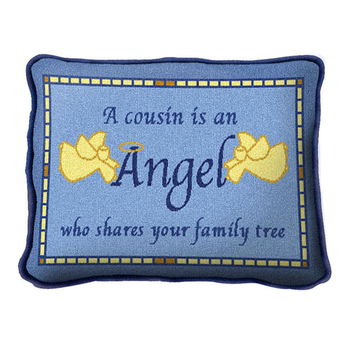 Cousin Pillow