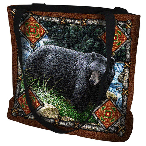 Bear Lodge Tote Bag