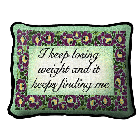 Losing Weight Pillow