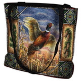 Pheasant Lodge Tote Bag