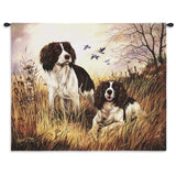 English Springer Spaniel Wall Tapestry