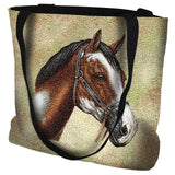 Paint Horse Tote Bag
