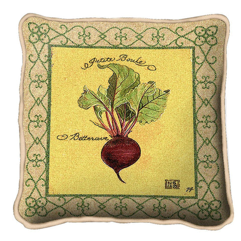 Beets Pillow